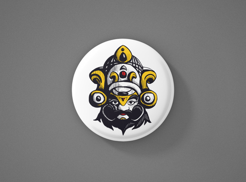 Yakshagana Kannada Badge
