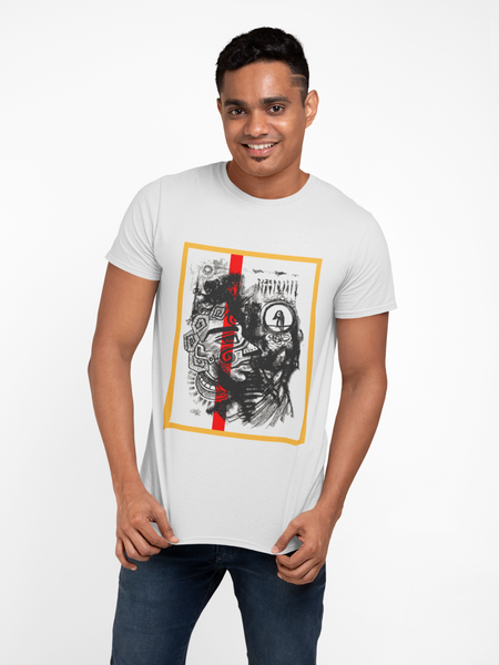 'Artist Charcoal Drawing' T-Shirt