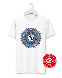 OM Mandala Art T-Shirt