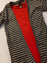 Load image into Gallery viewer, Forever Cardi - Double Ivory Stripe