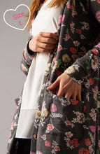 Load image into Gallery viewer, Essential Cardigan - Floral