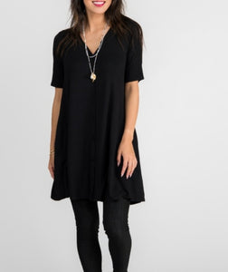 Limitless Button Up Tunic