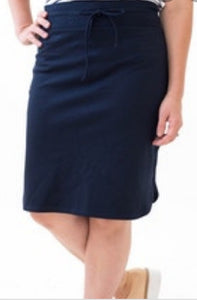 Live-In Skirt - Navy