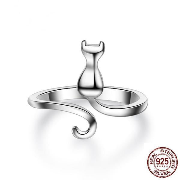Boujee Cat Ring