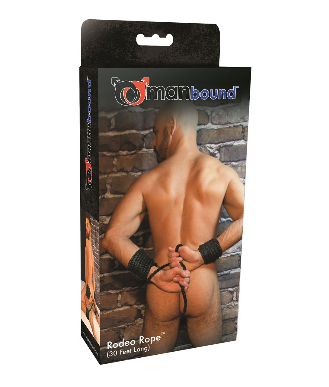 Manbound Rodeo Rope
