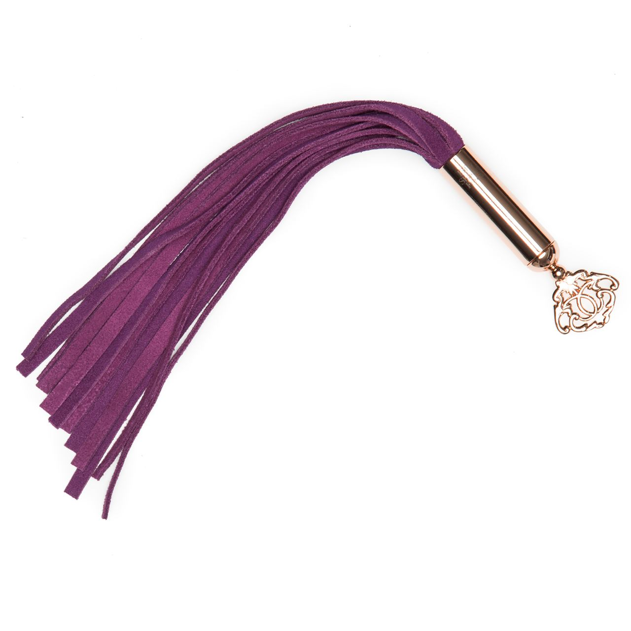 Fifty Shades Freed Cherished Collection Suede Mini Flogger - Jojo's Secret