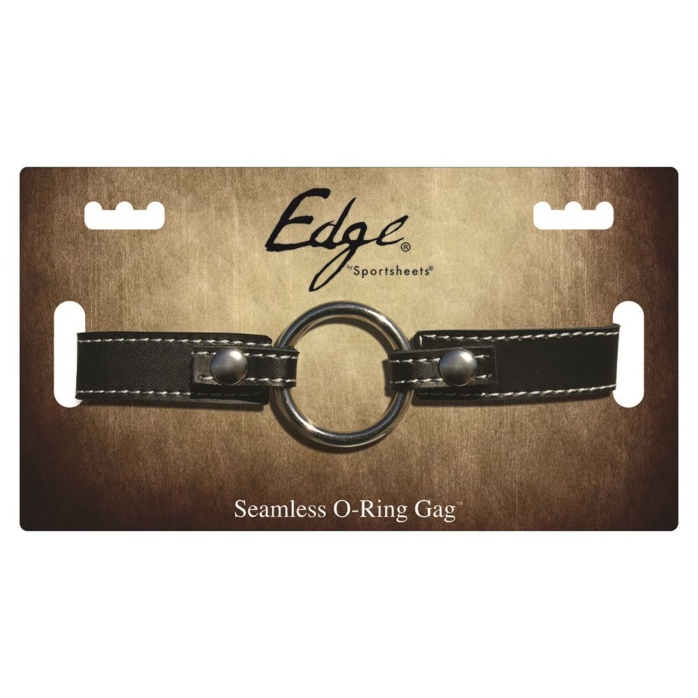 Edge Seamless O-ring Gag - Jojo's Secret