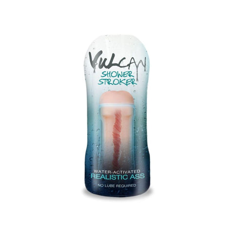 Cyber Skin - H2O Vulcan Shower Stroker Realistic Ass - Jojo's Secret