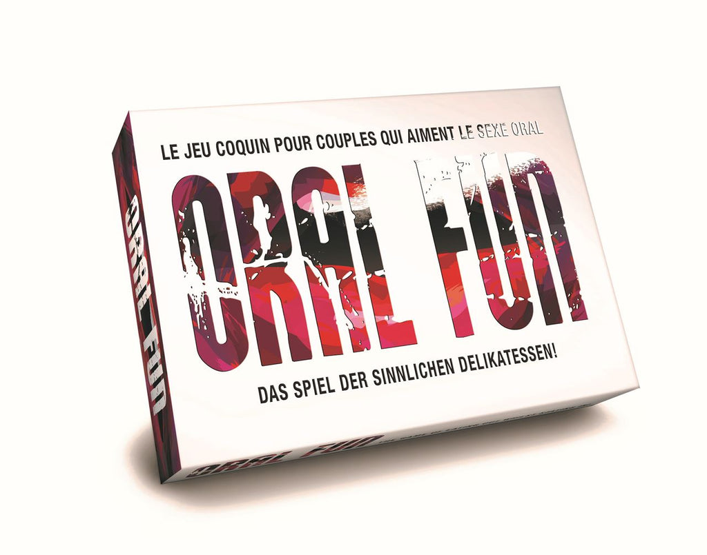 Oral Fun Game - French/German