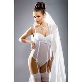 Gracya Naomi Body White