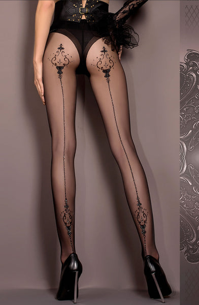 Ballerina 410 Tights Nero (Black)