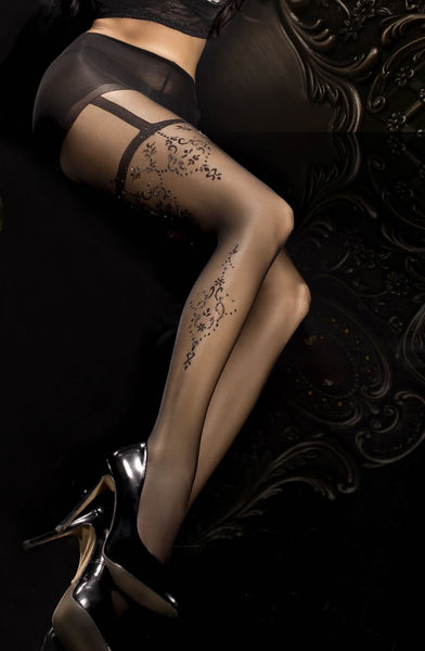 Ballerina 293 Tights Nero (Black)