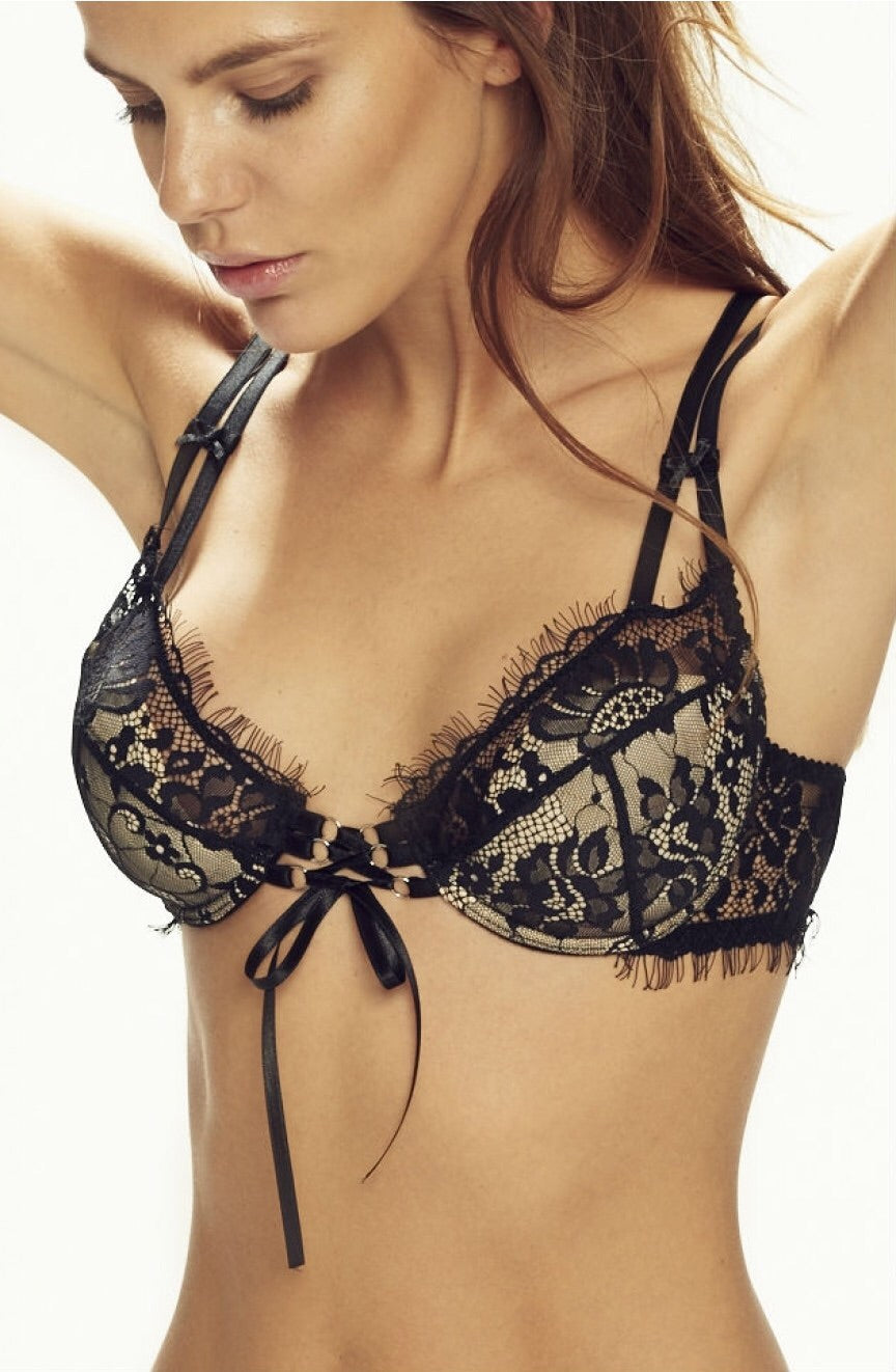 Confidante Forever Young Push Up Bra
