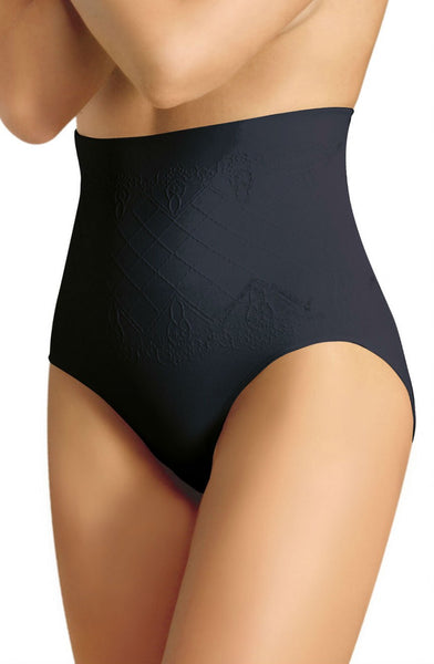 Control Body 311370S High Waist Shaping Brief Nero