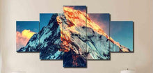 Mount Everest 5 Piece HD Multi Panel Canvas Wall Art Frame