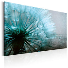 Modern Canvas Pictures Living Room Wall Art 1 Piece Beautiful Dandelion Flowers Painting Prints Colourful Abstract Poster Framed