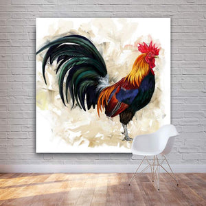 Chicken Poster 1 Piece HD Multi Panel Canvas Wall Art Frame