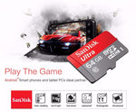 SanDisk UItra micro SD Card 16GB to 128GB class 10 80MB/s