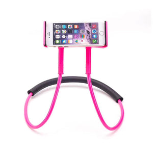 Flexible Cell Phone Holder - Universal Mobile Phone Stand