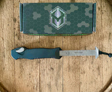 Load image into Gallery viewer, Heretic knives hydra tanto battleworn