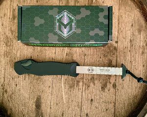 Heretic knives hydra single edge tactical dlc