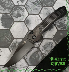 Heretic Knives Wraith Auto  tactical
