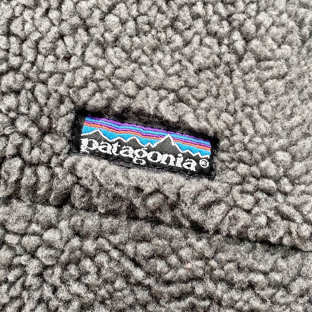 Vintage Patagonia Spring 1992 Retro X Fleece Jacket