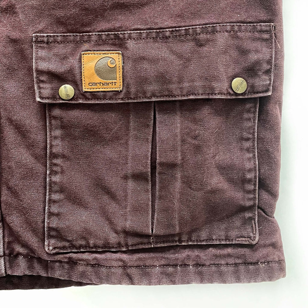 Vintage Carhartt Canvas Duster Jacket