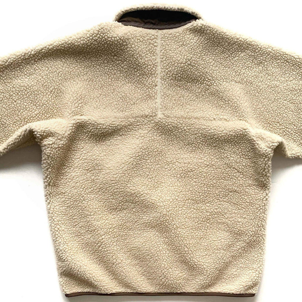 Patagonia Fall '10 Cream Retro X Fleece Jacket