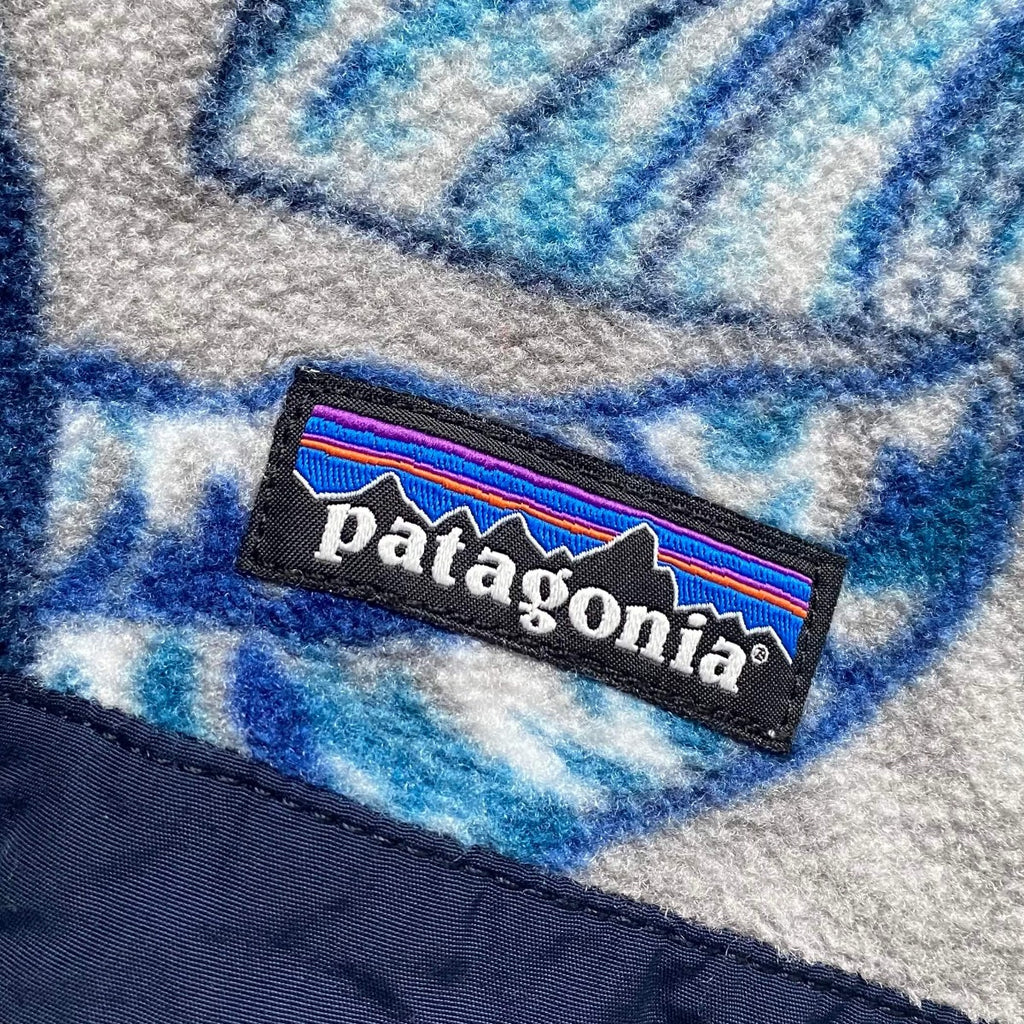 Patagonia Flying Fish Snap-T Synchilla Fleece