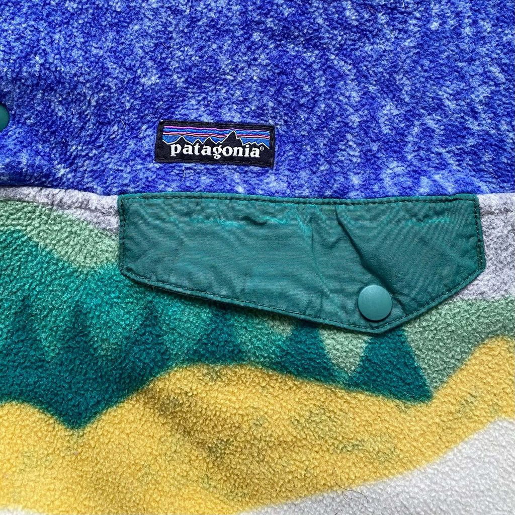 Patagonia Hi Country Snap-T Synchilla Fleece