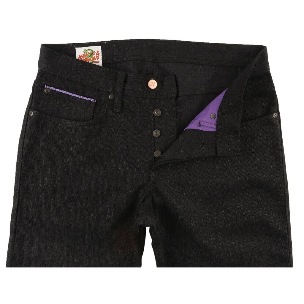 Naked & Famous Super Guy Trunks Future Selvedge Denim