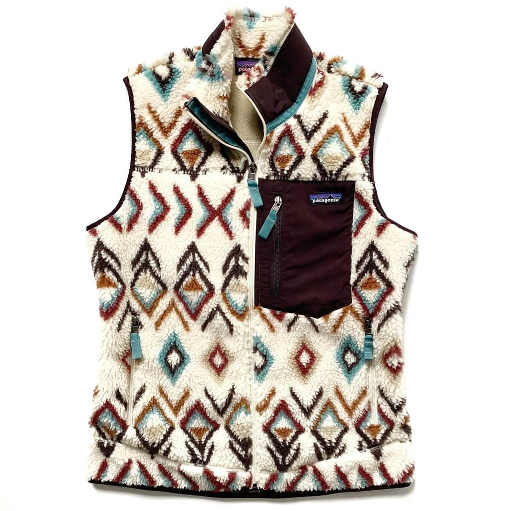 Patagonia Retro X Fleece Vest
