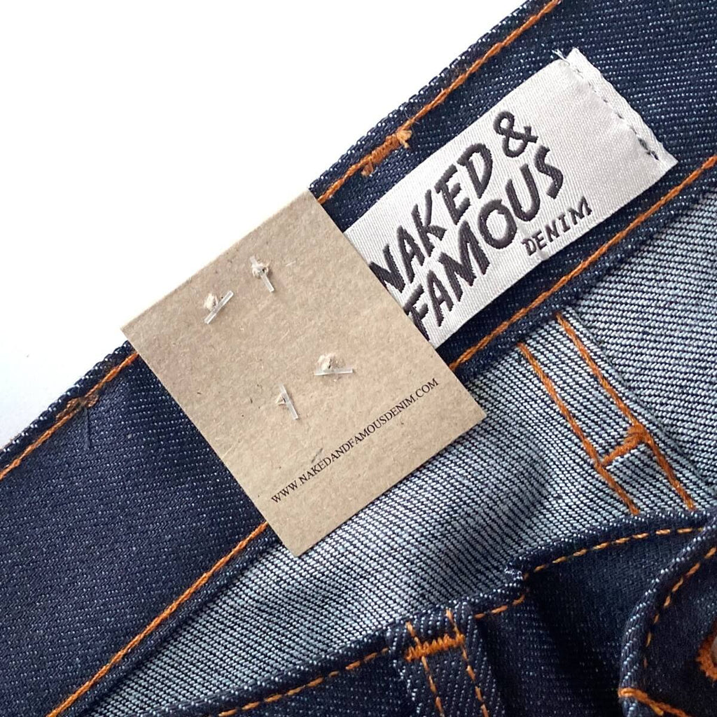 Naked & Famous Denim Super Guy 11oz Stretch Selvedge Denim