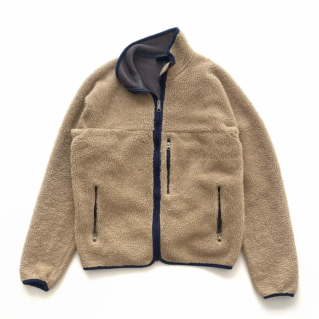 Vintage Patagonia Cream Retro X Fleece Cardigan