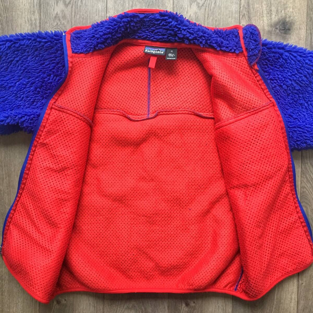 Vintage Patagonia Retro X Fleece Jacket