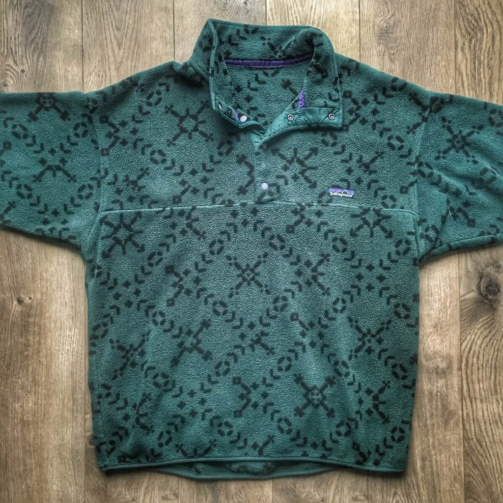Vintage Patagonia Snap-T Synchilla Fleece
