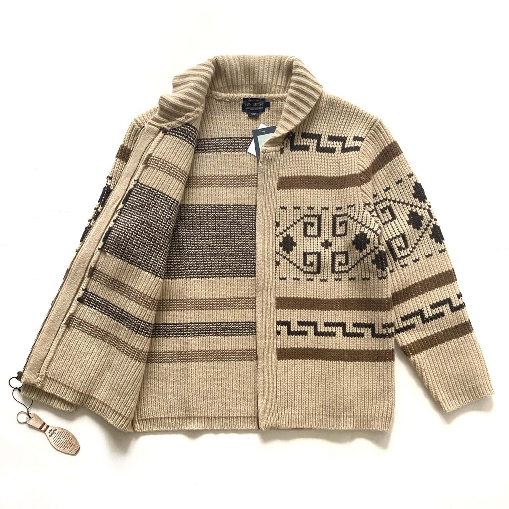 Pendleton Westerly Wool Cardigan