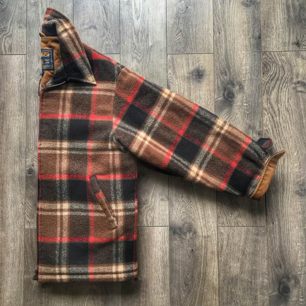 Woolrich John Rich & Bros. Wool Winter Coat