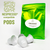 Pomegranate flavor Sencha green tea pods for nespresso brewers originalline compatible