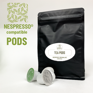 Darjeeling black tea nespresso® compatible - Pack of 20 pods