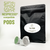 Lychee black tea pods for nespresso brewers originalline compatible