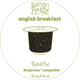 English breakfast nespresso® compatible -