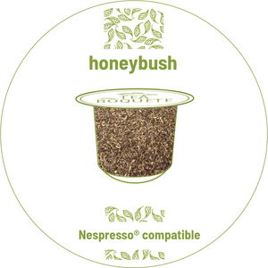 Honeybush Nespresso® compatible Tea pods Nespresso® compatible Tea Boquete