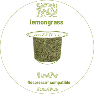 Lemongrass Nespresso® compatible Tea pods Nespresso® compatible Tea Boquete