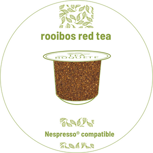 Rooibos Red tea Nespresso® compatible Tea pods Nespresso® compatible Tea Boquete