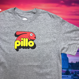 pillo red tee