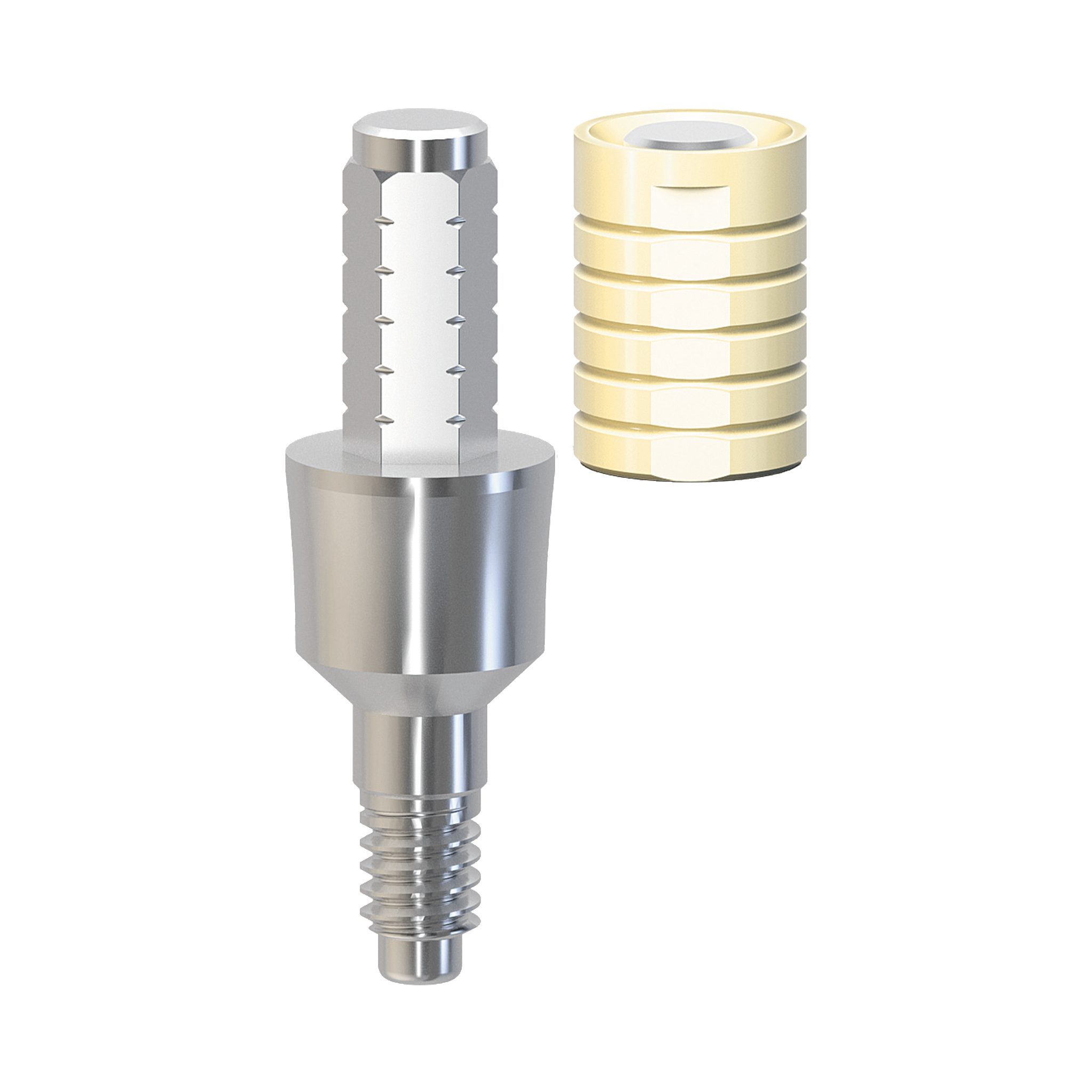 Immediate Titanium Temporary Abutment SP 3mm | K1