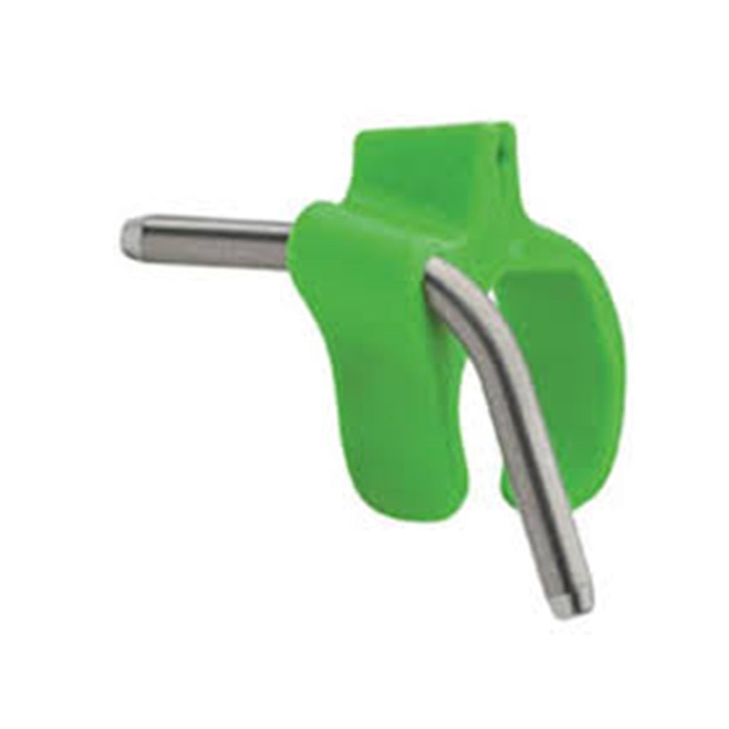 Green Spray clip for the right Internal and External EKM 3 pack