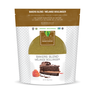 Crave Stevia Brown Baking Blend-Organic